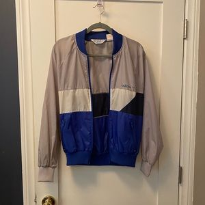 Vintage Adidas Nylon Jacket